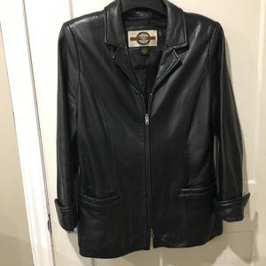 🌿🌿Genuine leather jacket